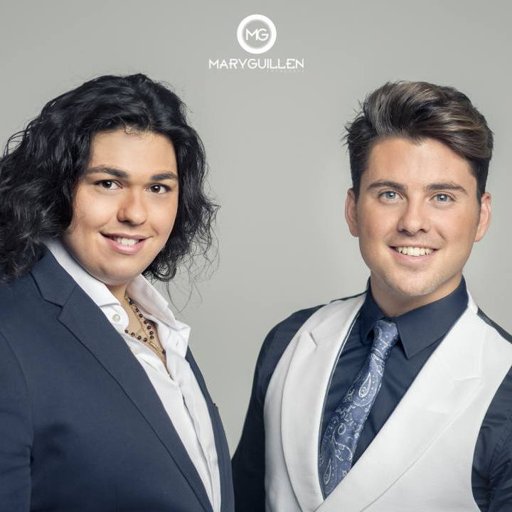Álvaro Díaz y Jonathan Santiago: Las voces de la copla