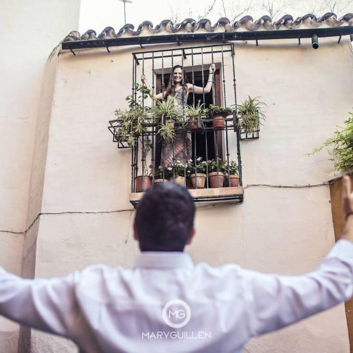 Paseo por Sevilla: La Preboda de Jose y Elisa