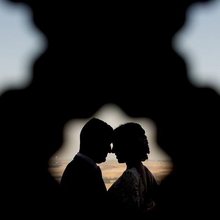 Boda de Alexis y Ana: Una boda romántica