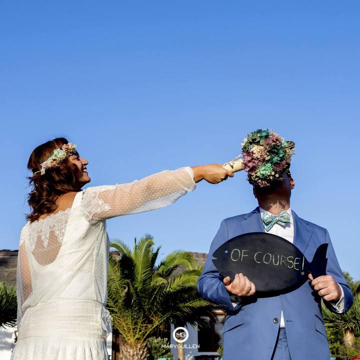 Boda en Sajorami Beach: Luis y Natalia