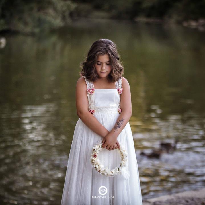 Reportaje de Comunión:  La comunión de Adriana