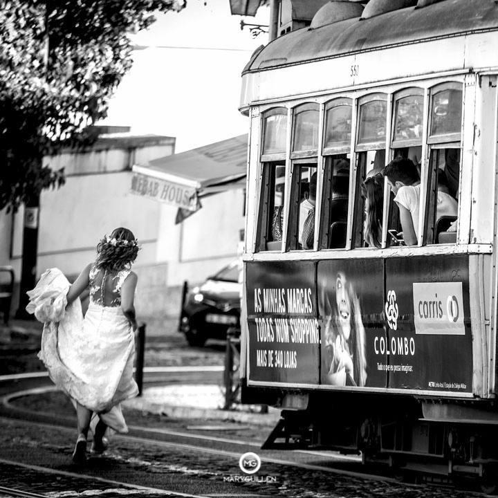 Postboda en Lisboa: Manu e Inma