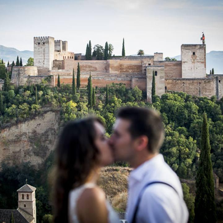 Kato y Vicky: Fotografía de Boda en Granada