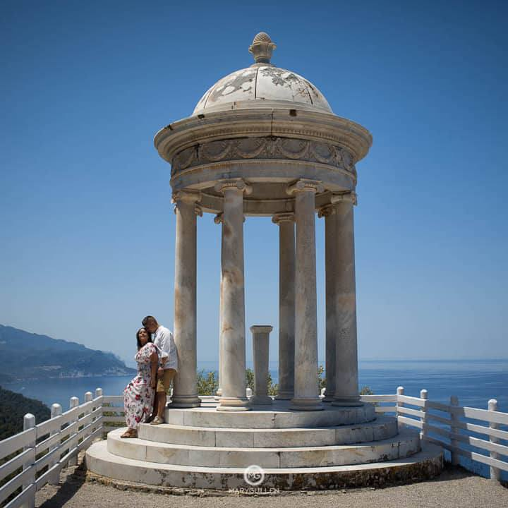 Preboda en Mallorca: Tamara y Pablo