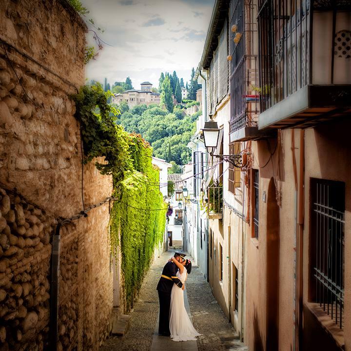 Fotos de boda únicas: Fabio y Marta